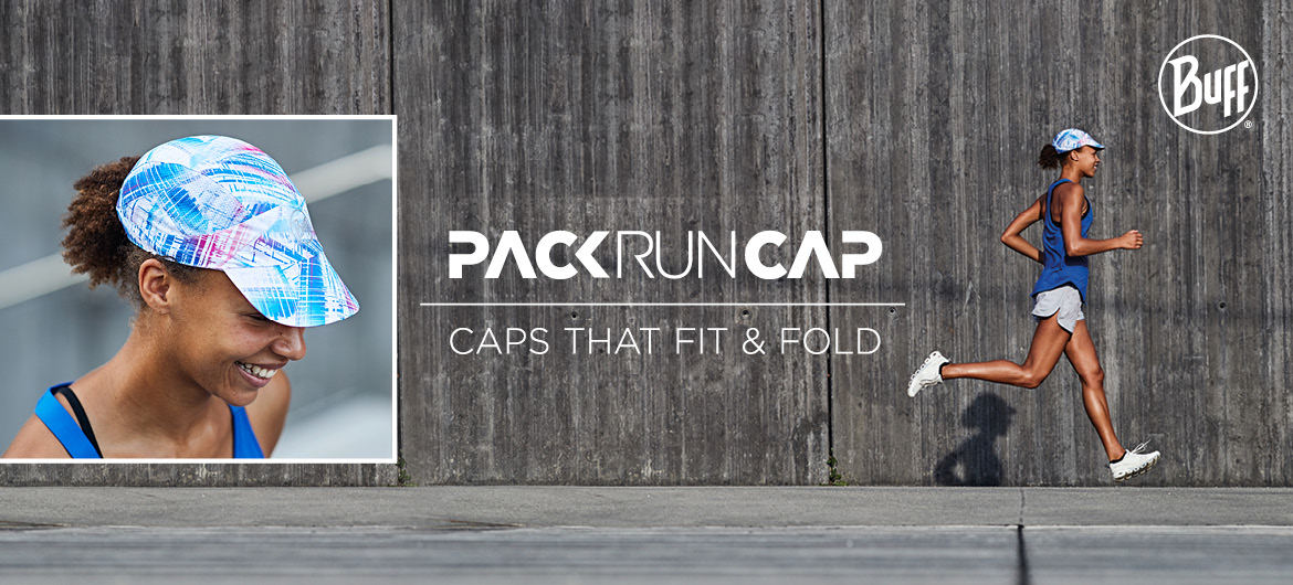 Pack RUN Cap