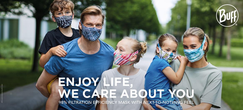 Buff Filter Mask - Către Produse