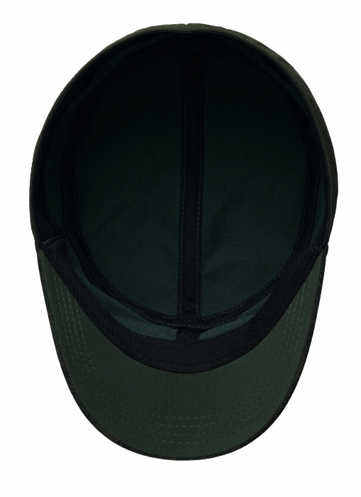 MILITARY CAP CHECKBOARD MOSS GREEN S/M 1