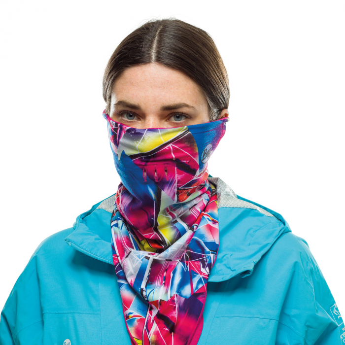 POLAR BANDANA G-MIX MULTI 2