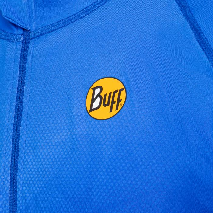 Bluza barbati ATEN L/S T-SHIRT Athen blue 2