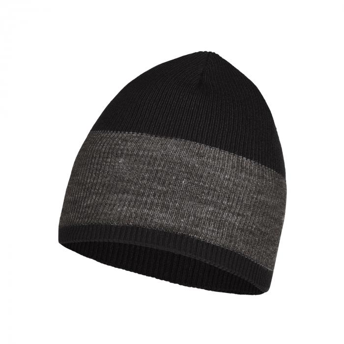 Caciula CrossKnit Solid black [3]