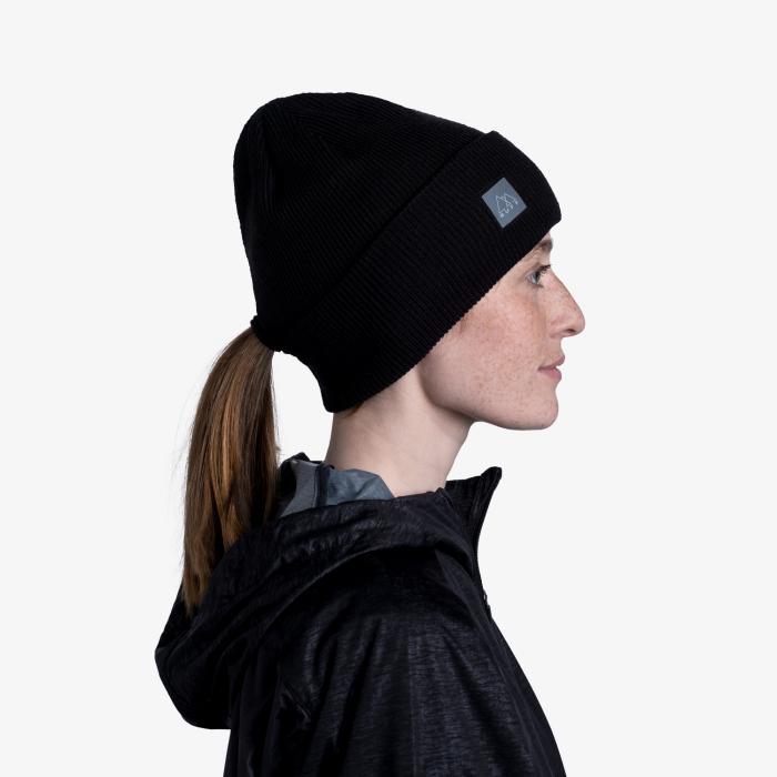 Caciula CrossKnit Solid black [0]