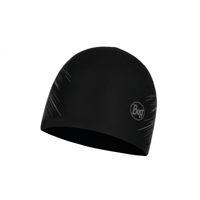 Caciula EcoStretch Reversible Solid black [0]