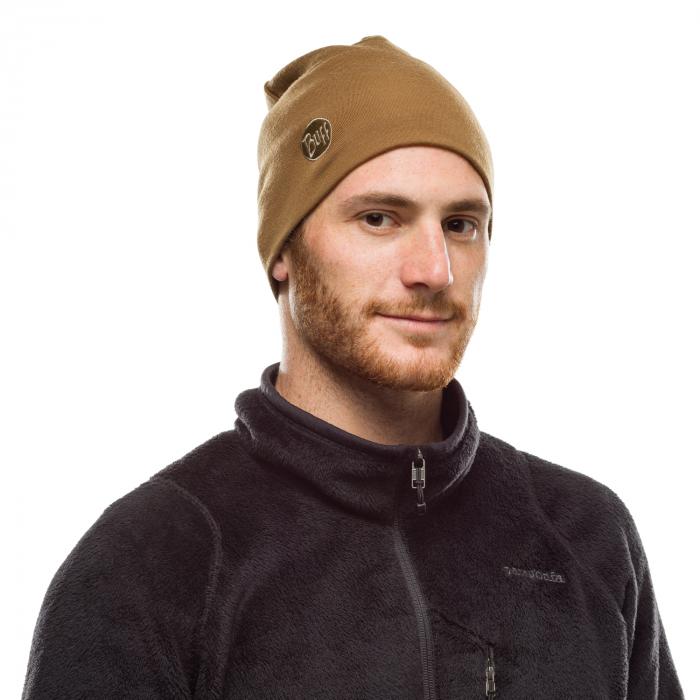 Caciula heavyweight loose Solid tundra khaki 1