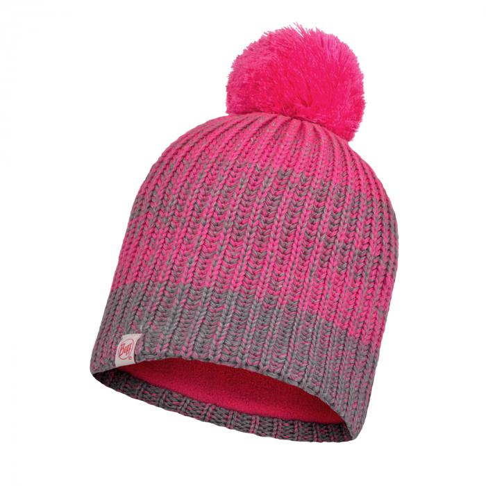 Caciula knitted polar GELLA Pump pink 0