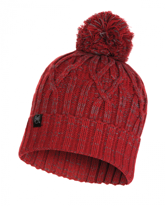 CACIULA KNITTED POLAR IDUN RED 0