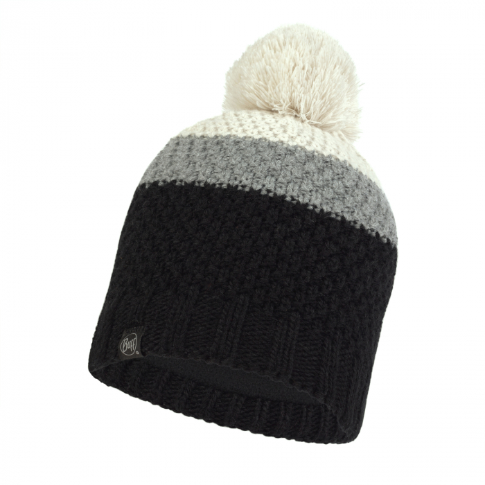 Caciula knitted polar JAV Black 0
