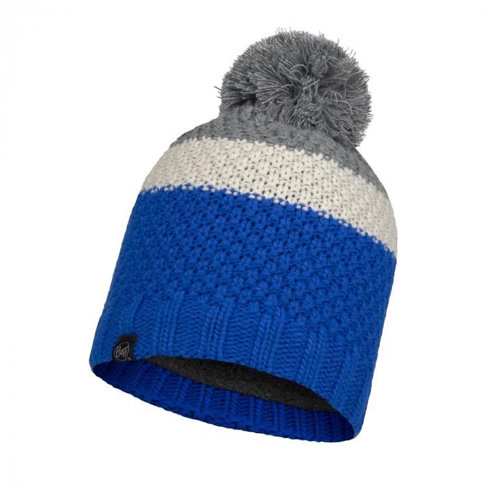 Caciula knitted polar JAV Olympian blue 0