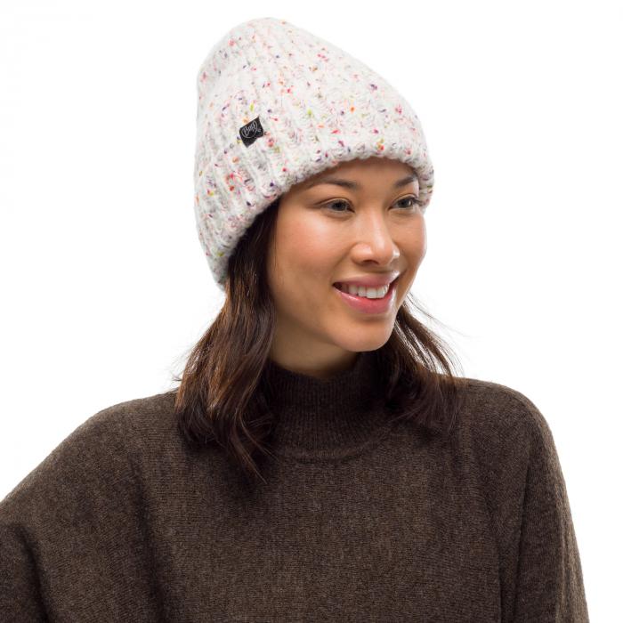 Caciula knitted polar KIM White 0