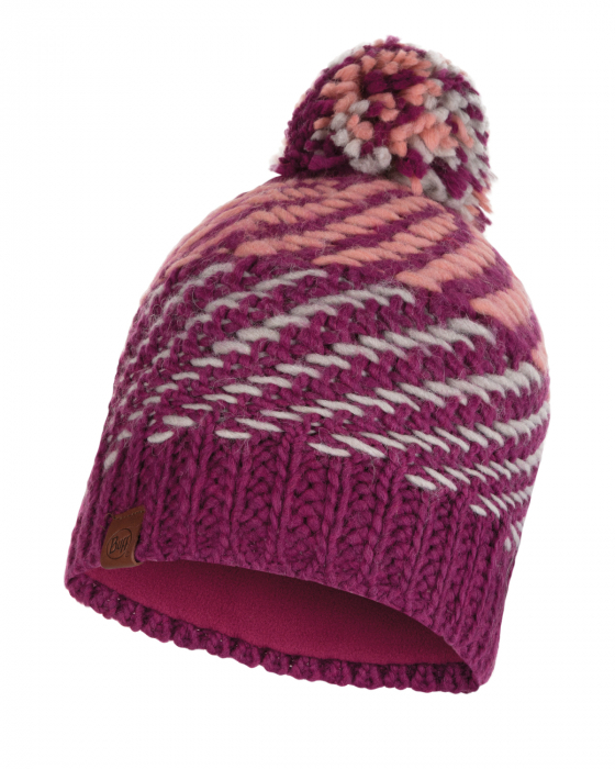 CACIULA KNITTED POLAR NELLA PURPLE RASPBERRY 0
