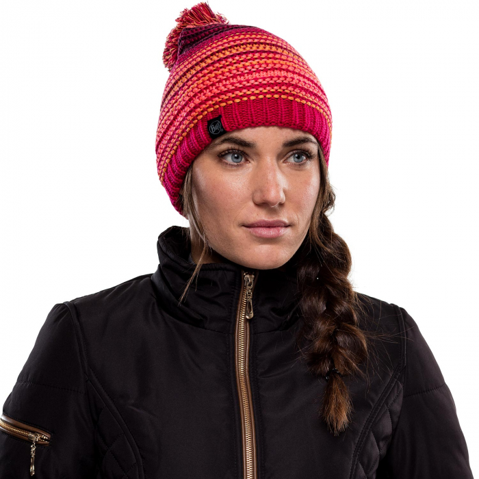 CACIULA KNITTED POLAR NEPER BRIGHT PINK [1]