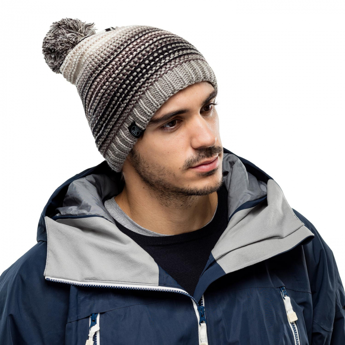 CACIULA KNITTED POLAR NEPER ELENI GREY 1