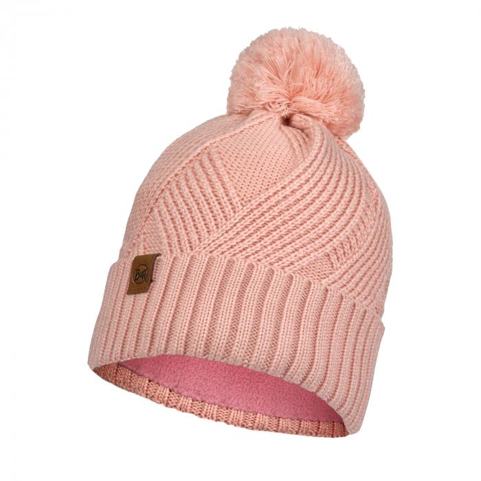 Caciula knitted polar RAISA Rose 1