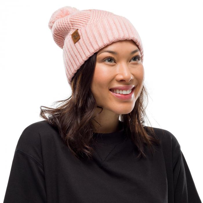 Caciula knitted polar RAISA Rose 0