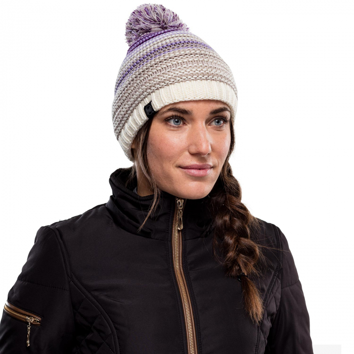 CACIULA KNITTED POLAR NEPER VIOLET 1