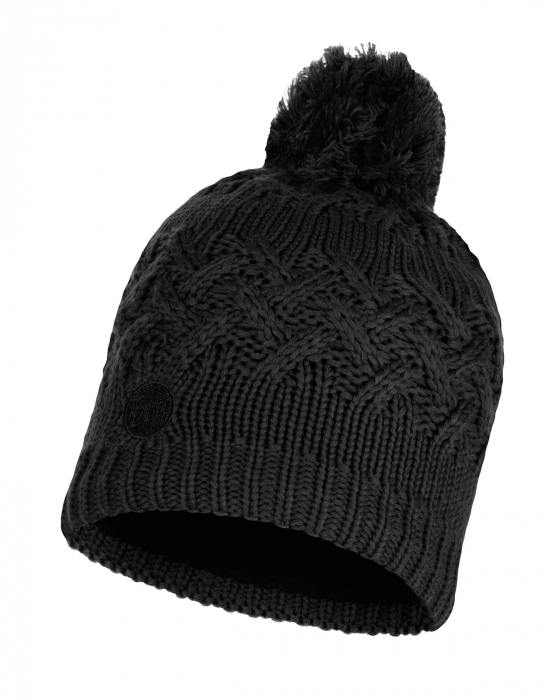 CACIULA KNITTED POLAR SAVVA BLACK 0