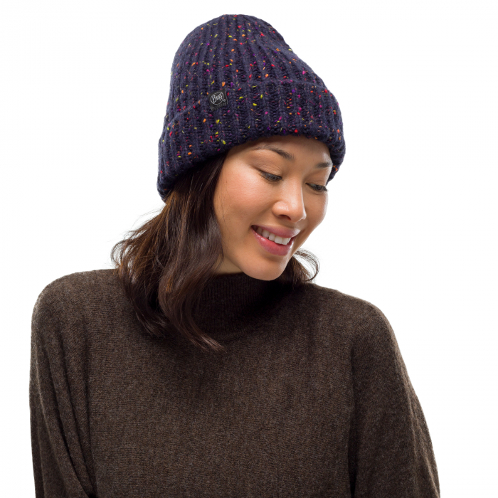 Caciula knitted polar KIM Night blue 0