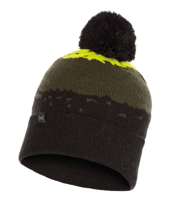 CACIULA KNITTED POLAR TOVE CITRIC 0