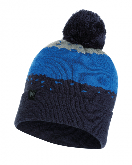 CACIULA KNITTED POLAR TOVE NIGHT BLUE 0