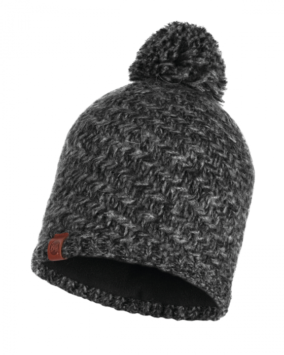 CACIULA KNITTED POLAR AGNA BLACK 0