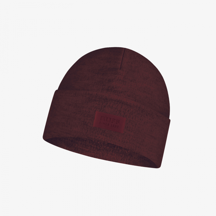 Caciula Merino Fleece Solid maroon [0]