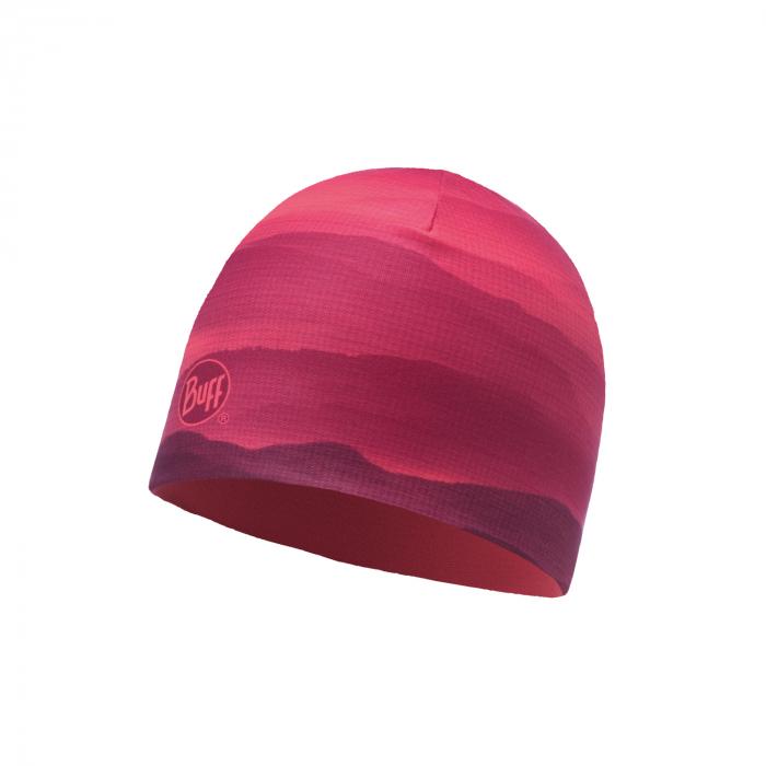 Caciula Microfiber Reversible SOFT HILLS pink flour 0