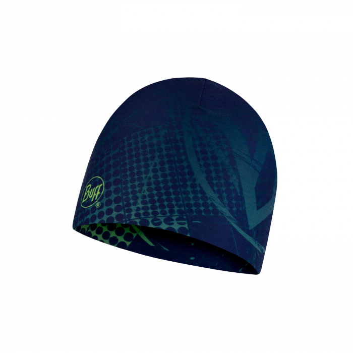 Caciula Microfiber Reversible HAVOC blue 1