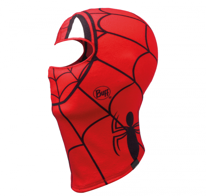 Cagula POLAR JR SUPERHEROES SPIDERMASK RED 0