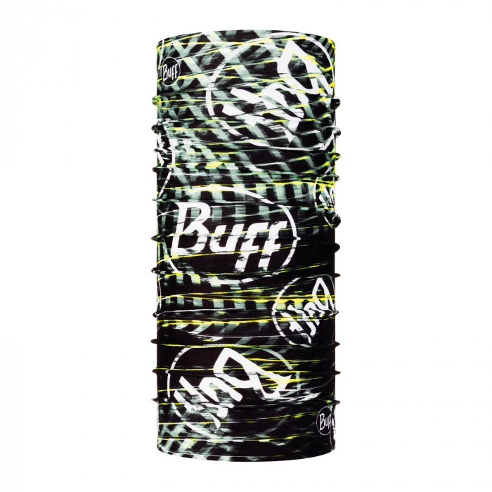 BUFF COOLNET UV+ ULNAR BLACK 0