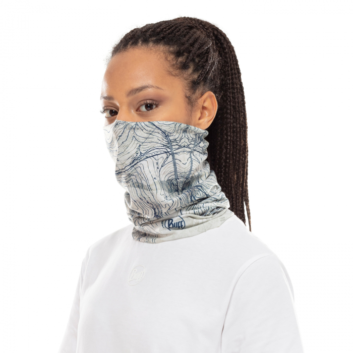 CoolNet UV+ with Insect Shield Laude Silver Grey [1]