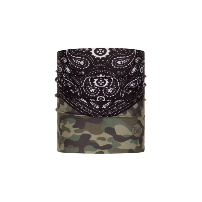 Dog BUFF® CAMO CASH MULTI S/M 0