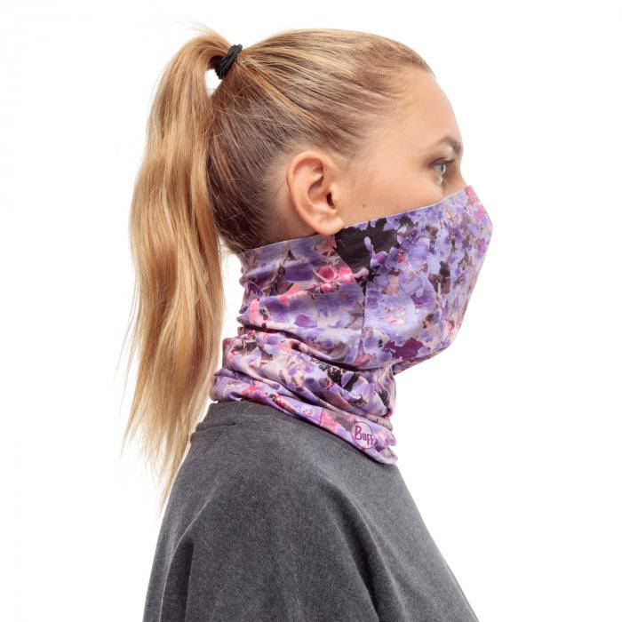 Filter Tube Mask adult MAGALY violet 5