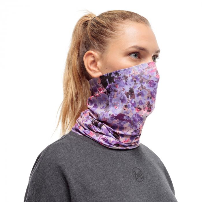 Filter Tube Mask adult MAGALY violet 0