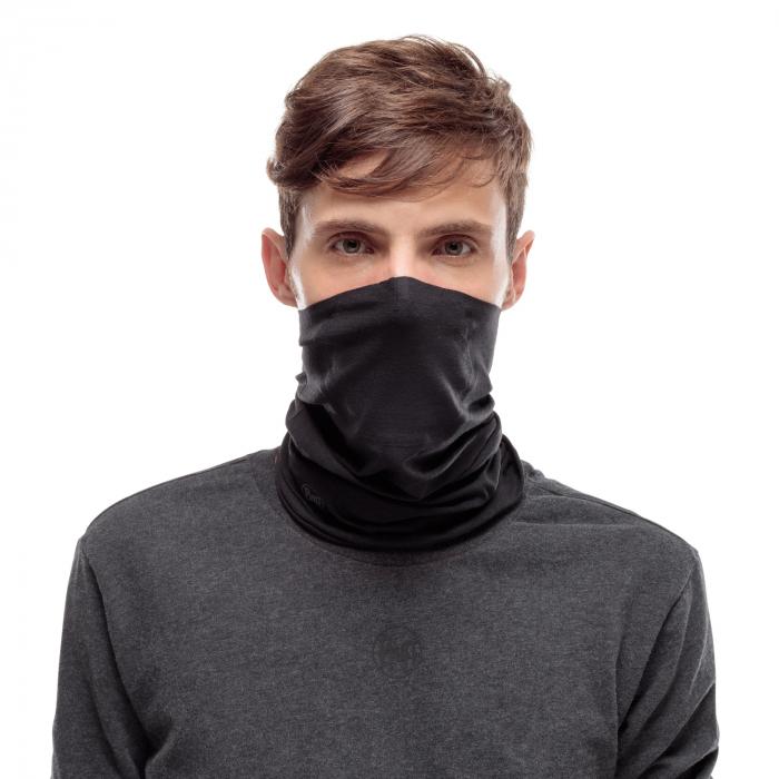 Filter Tube Mask adult SOLID black 5