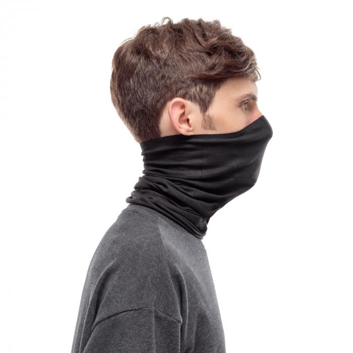 Filter Tube Mask adult SOLID black 2