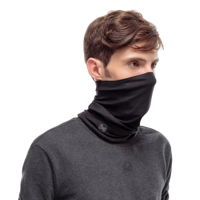 Filter Tube Mask adult SOLID black 4