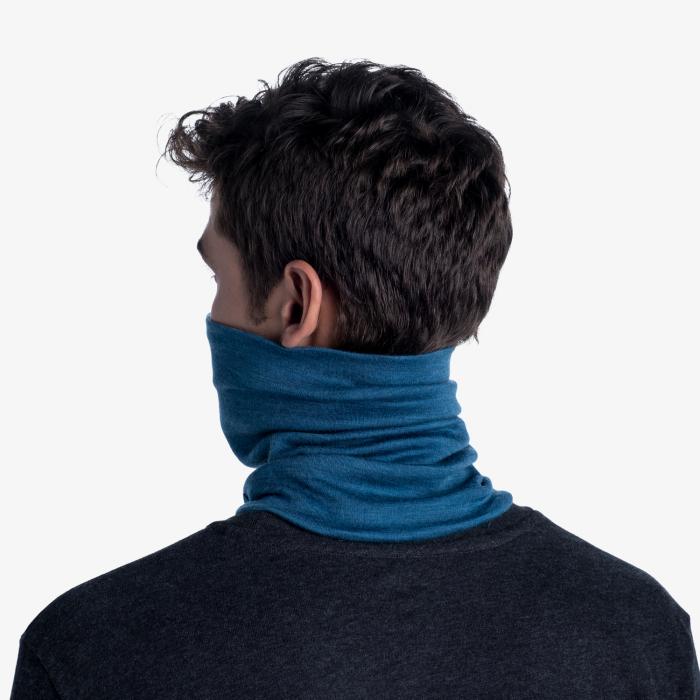 Heavy Weight merino wool Solid dusty blue [5]