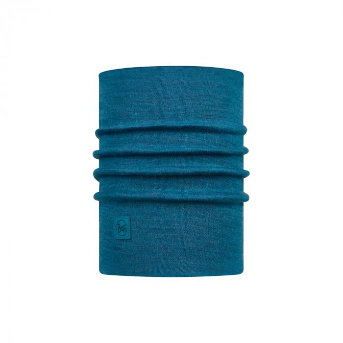 Heavy Weight merino wool Solid dusty blue [0]