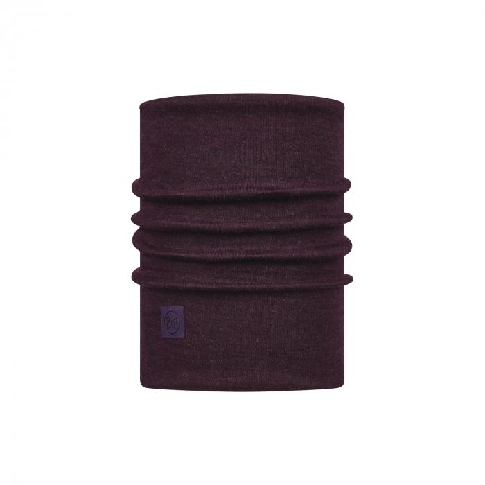 Heavy Weight merino wool Solid deep purple [0]