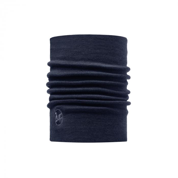 Heavy Weight merino wool Solid denim 1