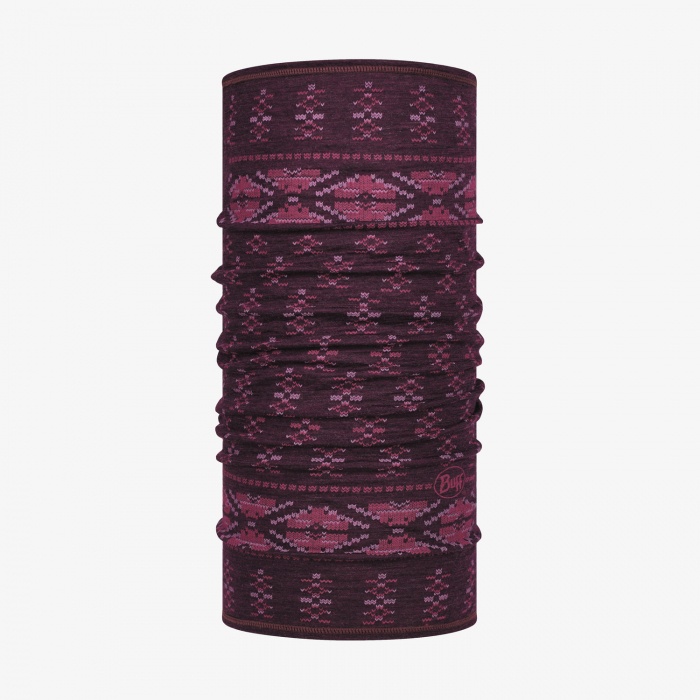 Light Weight merino wool FRIEZE deep purple [0]