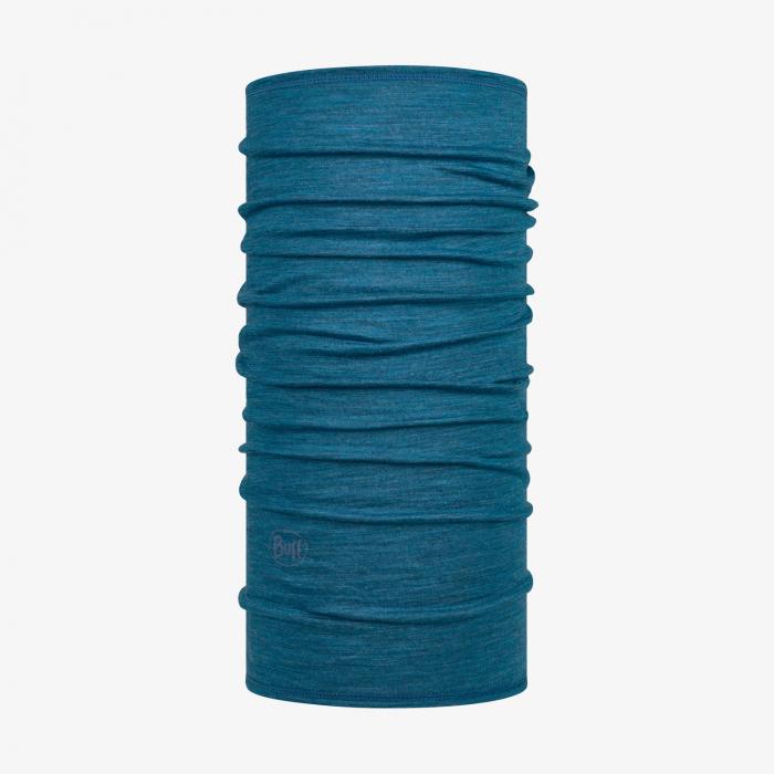 Light Weight merino wool SOLID dusty blue [0]