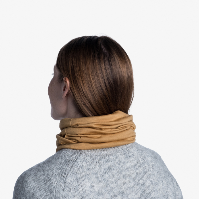 Light Weight merino wool SOLID mustard [3]