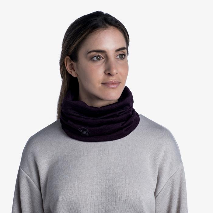 Light Weight merino wool SOLID deep purple [1]