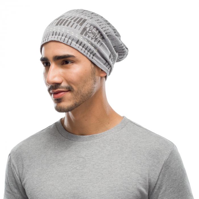 Light Weight merino wool RELAY grey 3