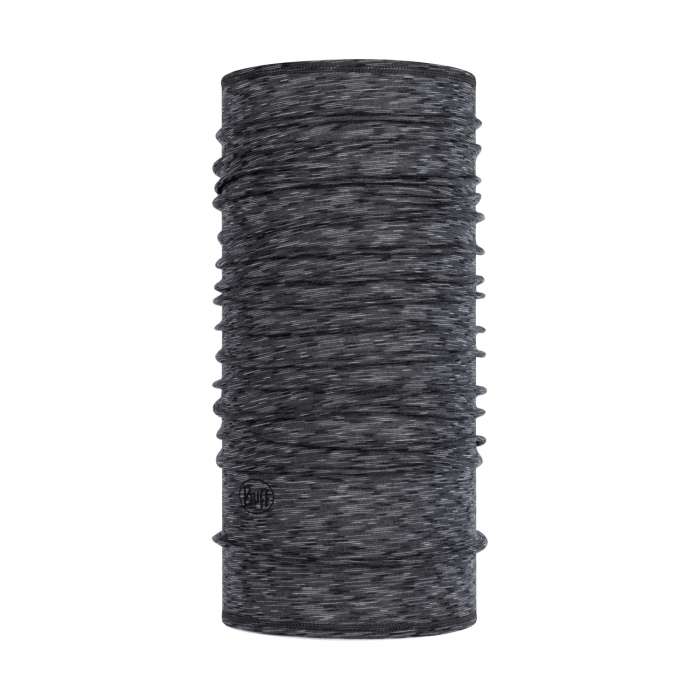 LIGHTWEIGHT MERINO WOOL GRAPHITE MULTI STRIPES 0