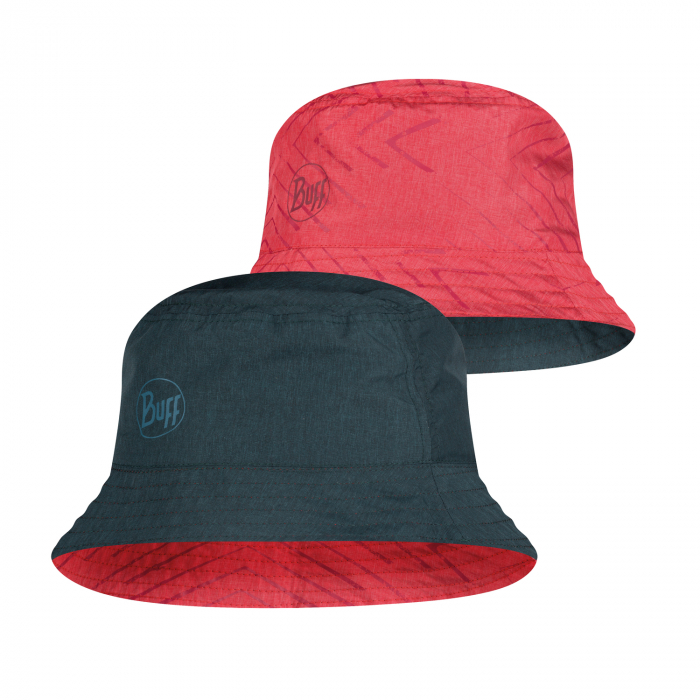 Palarie TRAVEL COLLAGE RED-BLACK S/M [0]