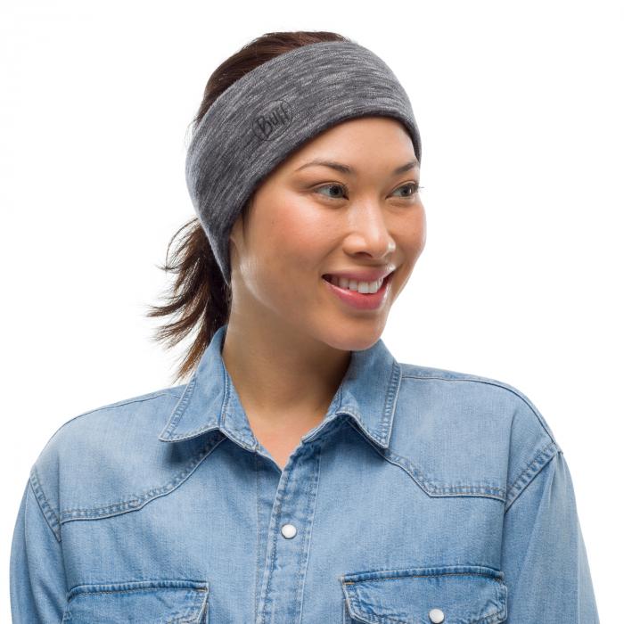 Mid Weight merino wool Graphite multi stripes 2