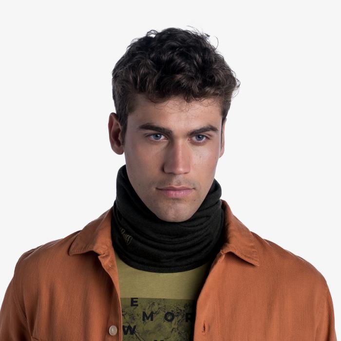Mid Weight merino wool BARK melange [1]